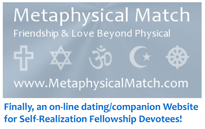 metaphysical match